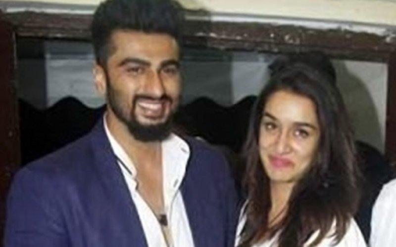 Arjun-Shraddha's Half Girlfriend goes on floors