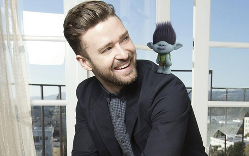 Justin Timberlake is back
