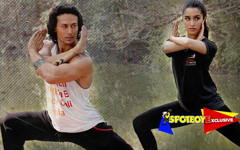 Tiger-Shraddha's Baaghi lands in legal trouble