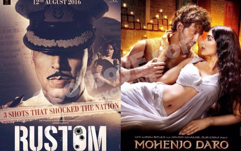 No Rustom in city's single screens, it's only Mohenjo Daro