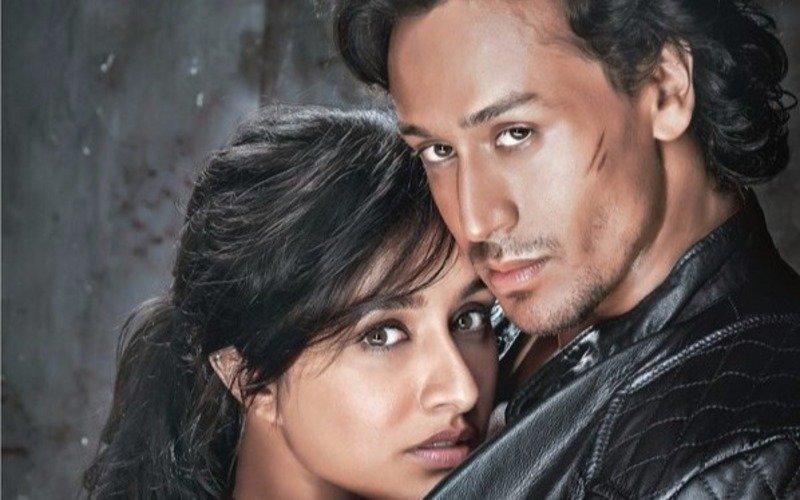Tiger-Shraddha's chemistry rocks in Baaghi's new poster