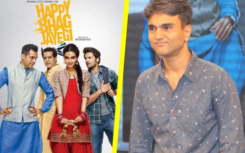 Happy Bhag Jayegi Director Mudassar Aziz Lashes Out Against Pak Authorities