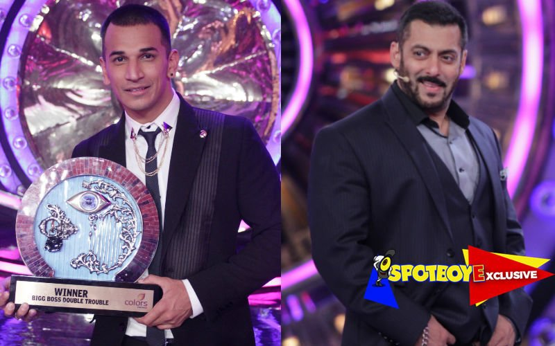 Prince Narula donates Rs 5 lakh to Salman's Being Human