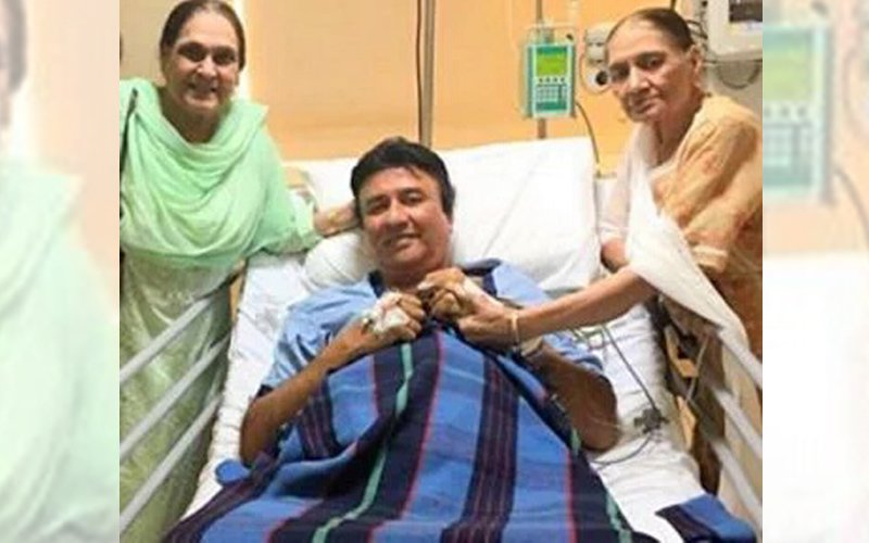 Anu Malik in ICU after undergoing surgery for acute pancreatitis
