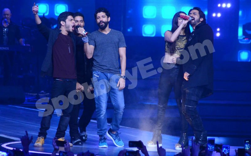 IN PICS: Rock On 2 Concert Takes The City By Storm