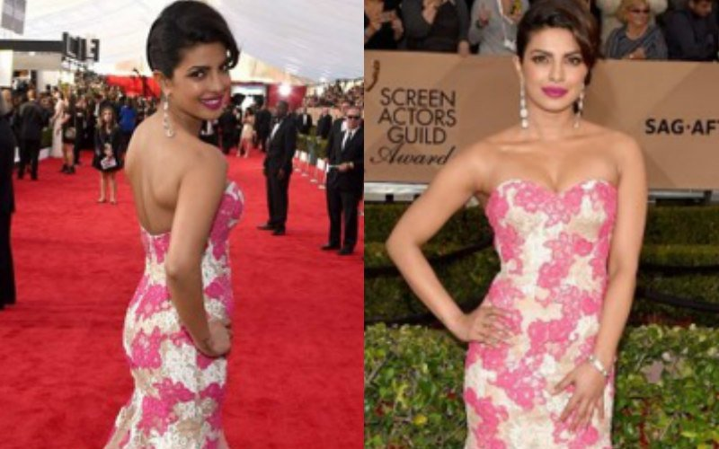 Priyanka rules another Hollywood red carpet
