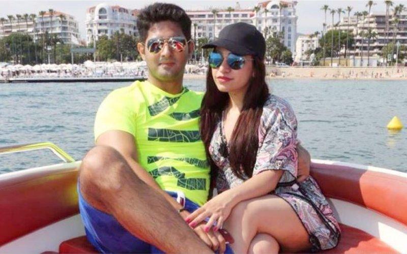 In Pics: Tulsi Kumar's romance with Hitesh Ralhan