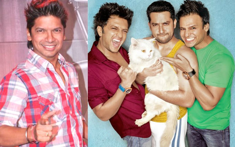 Shaan pens double-meaning number for Great Grand Masti
