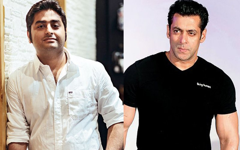 Arijit apologises, pleads with Salman to retain his song in Sultan