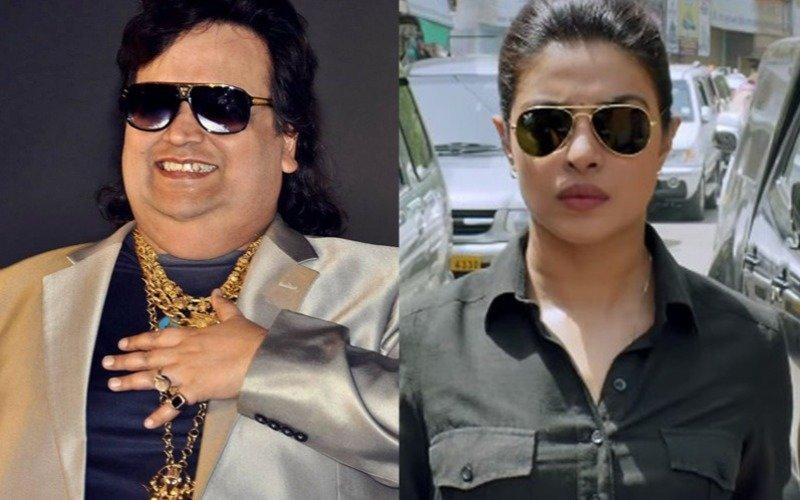 Bappi Lahiri croons for Priyanka Chopra's Jai Gangaajal