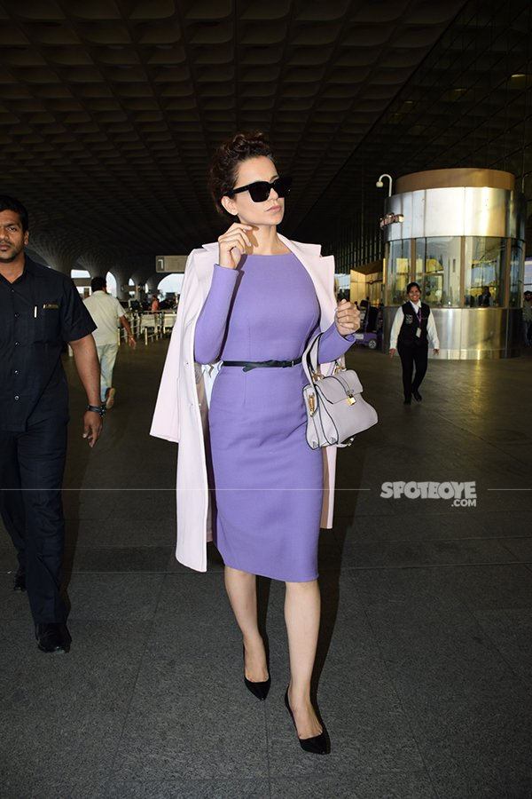 we love the long jacket kangana is wearing dont you
