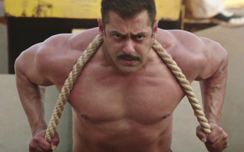 Salman's Sultan trailer is here!