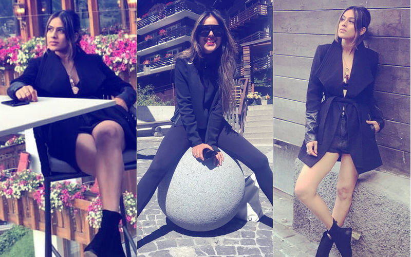 Nia Sharma Holidaying In Switzerland. Do Not Miss Her Gorgeous Pictures!