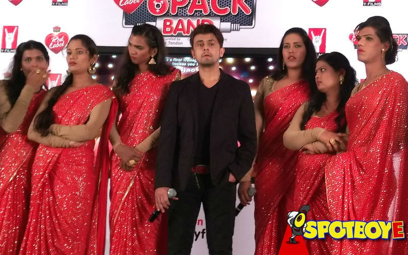 Yash Raj Films launches 6 Pack Band featuring Sonu Nigam with transgenders