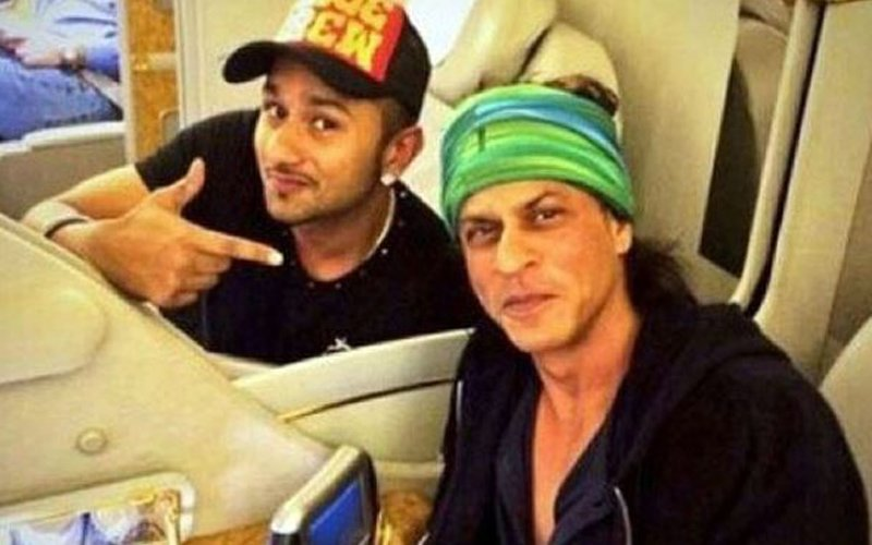 SRK-Honey Singh to collaborate again