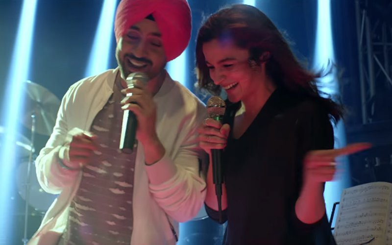 Udta Punjab's song which you won't see in the theatres