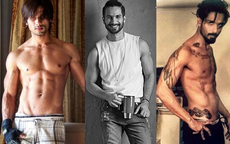 Shahid's giving us reasons to thirst for him
