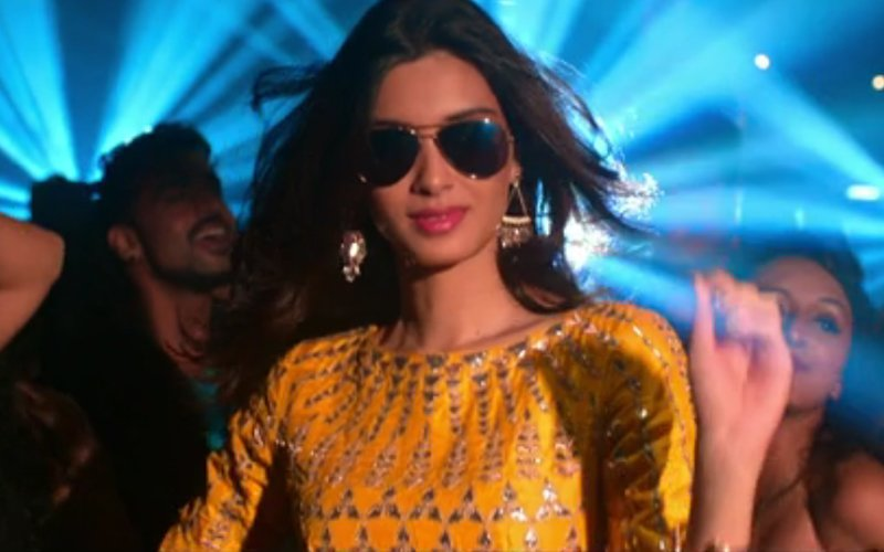 Diana Penty steals the show in Happy Bhag Jayegi's latest song