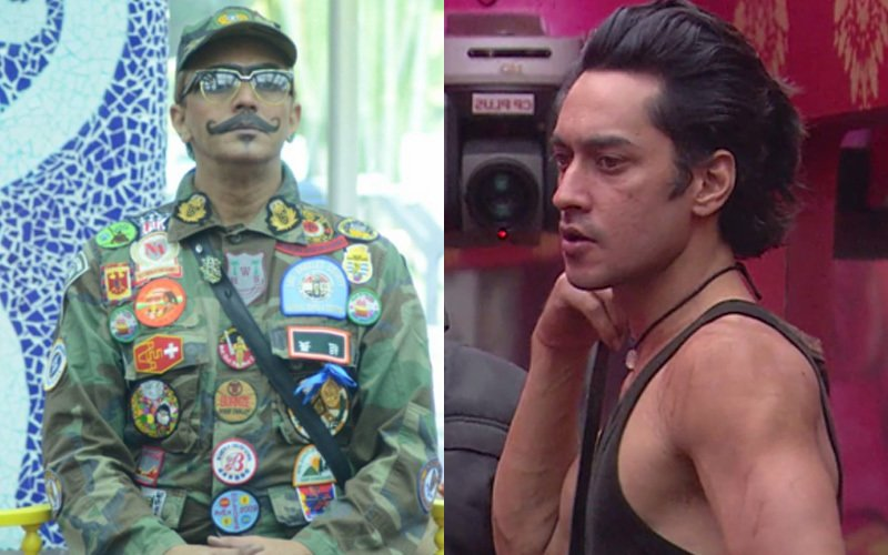 BIGG BOSS DAY 94: Imam forces Rishabh to cut his hair