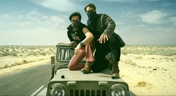 a still from baadshaho