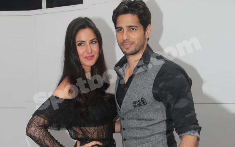 SOCIAL BUTTERFLY: Sid And Kat Are Chilling Like Villains