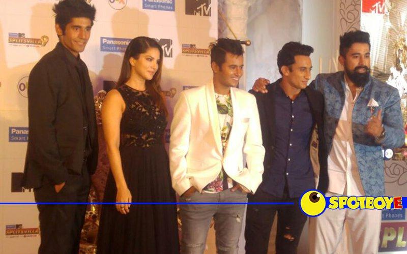 Sunny Leone and Rannvijay Singha launch Splitsvilla 9