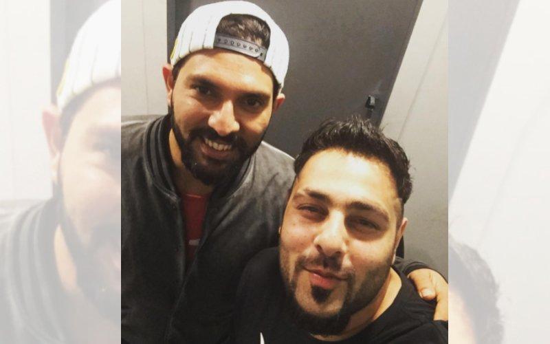 Yuvraj Singh to rap with Badshah
