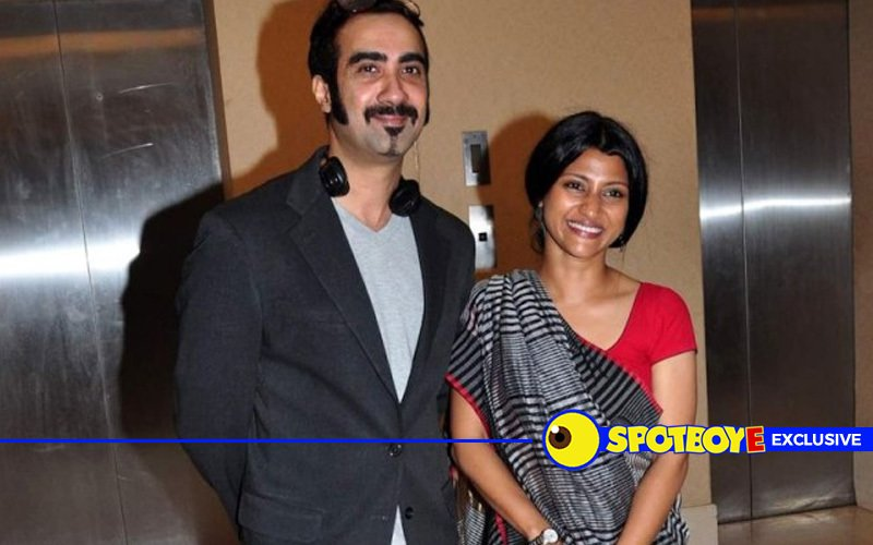 Ranvir, Konkona contemplating to give their marriage another shot