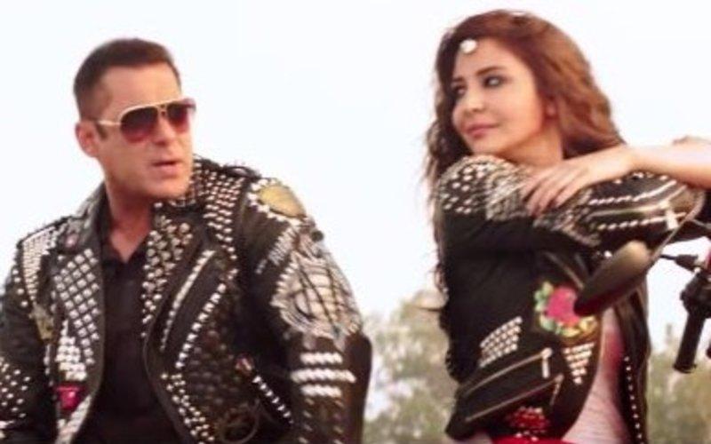Salman shares a crackling, 440-volt chemistry with Anushka