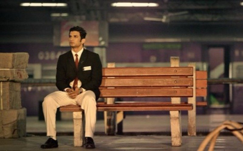 Sushant Singh Rajput reveals his new look from MS Dhoni biopic