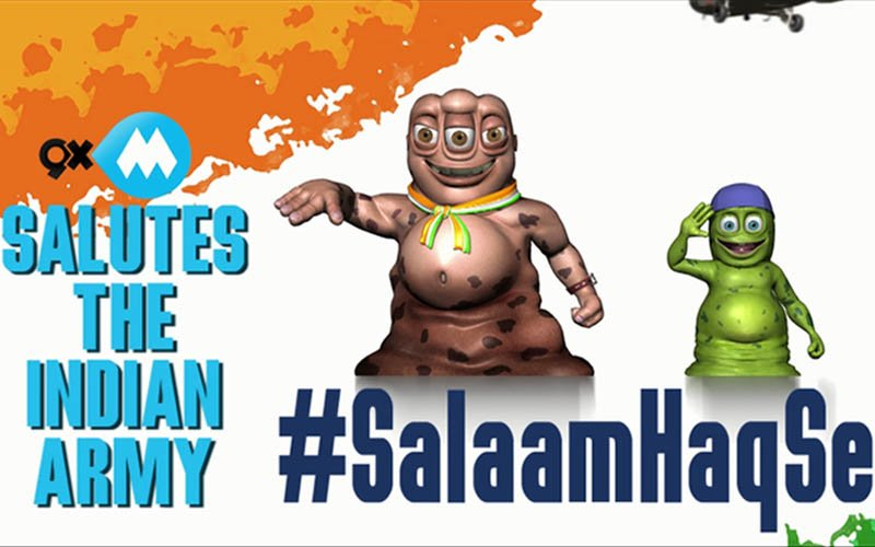 VIDEO: 9XM Salutes The Indian Army Through Their New Song Salaam Haq Se