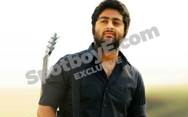 HOT BUZZ: Arijit Singh Walks Out Of Star Plus Show India's Raw Star