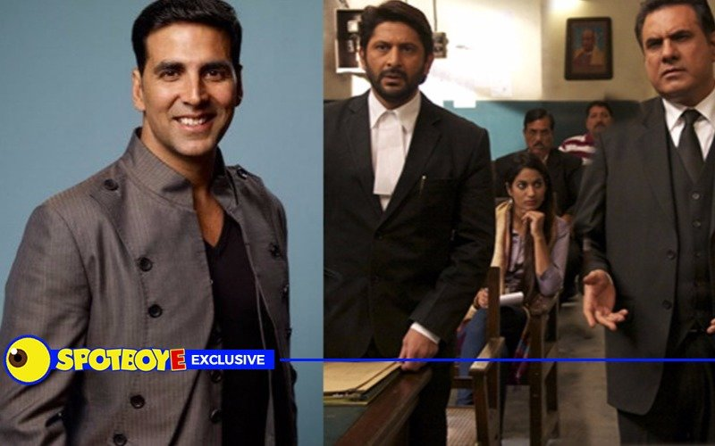 BUZZ: Akshay Kumar to play the title role in Jolly LLB 2