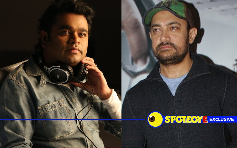 AR Rahman walks out of Aamir Khan's film
