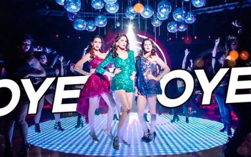Nargis Fakhri rocks the Oye Oye remake