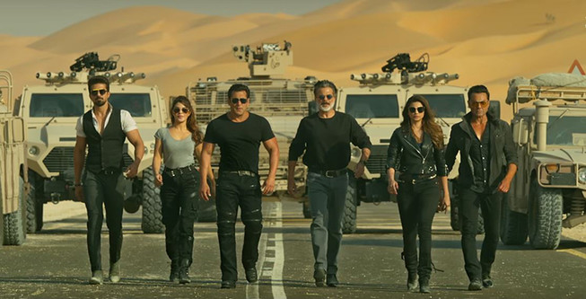 A Still From Race3