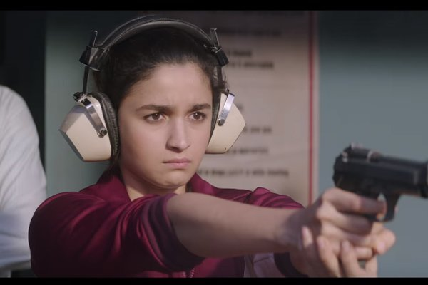 A Still Of Alia Bhatt From Raazi