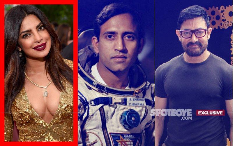 Priyanka Chopra OUT Of Astronaut Rakesh Sharma Biopic