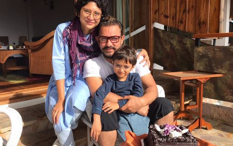 PICTURE PERFECT: Aamir Khan Rings In Kiran Rao's 43RD Birthday in Meghalaya