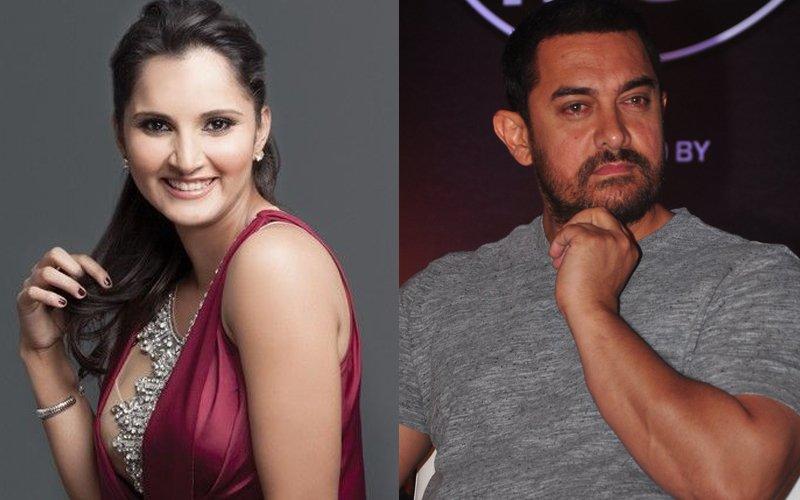 Sania Mirza Has A Witty Take On The Anti-Aamir Khan Hashtag #BoycottDangal