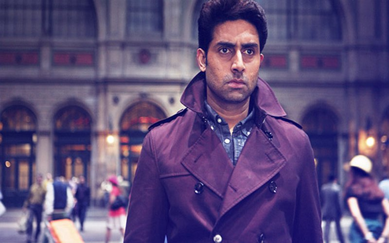 Troll Mocks Abhishek Bachchan For Living With His Parents, Actor Hits Back