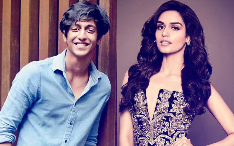 Manushi Chhillar & Ahaan Panday Are The New BFFs In Town. What's Brewing?