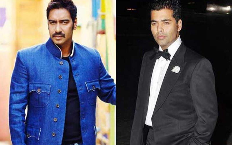 Ajay Devgn Backs Karan Johar's Ae Dil Hai Mushkil