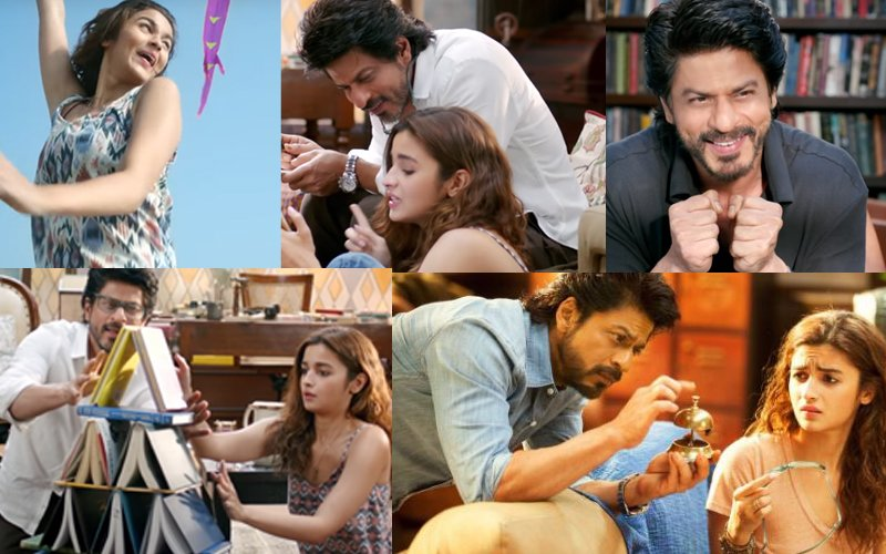 OUT NOW: On Shah Rukh Khan's Birthday, Here Is The Peppy Dear Zindagi Title Track