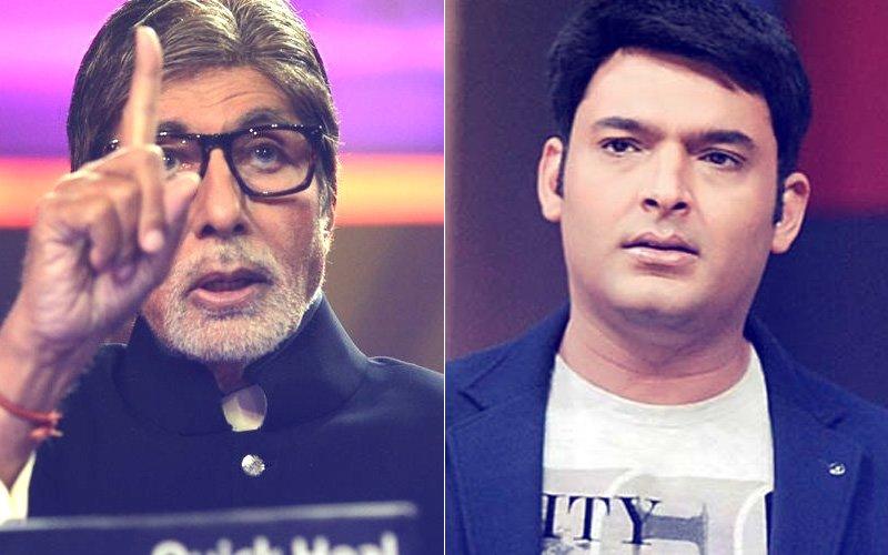 Amitabh Bachchan's KBC Shoot With Kapil Sharma CANCELLED!