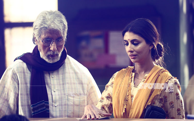 Moment Worth Waiting For: Big B Shares Screen Space With Daughter Shweta