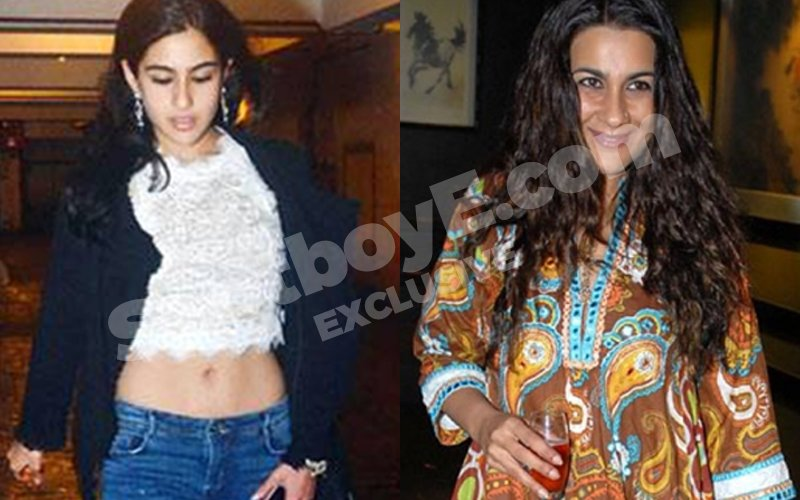 Amrita Singh: I Have No Problem With How My Daughter Sara Dresses; She Knows What Is Right And Wrong