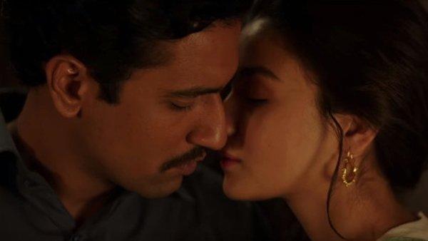 An Intimate Scene From Raazi