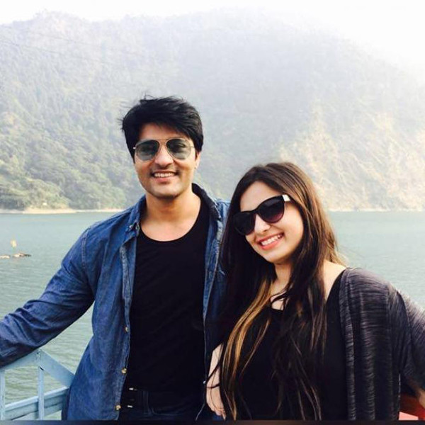 Anas Rashid And Heena Iqbal