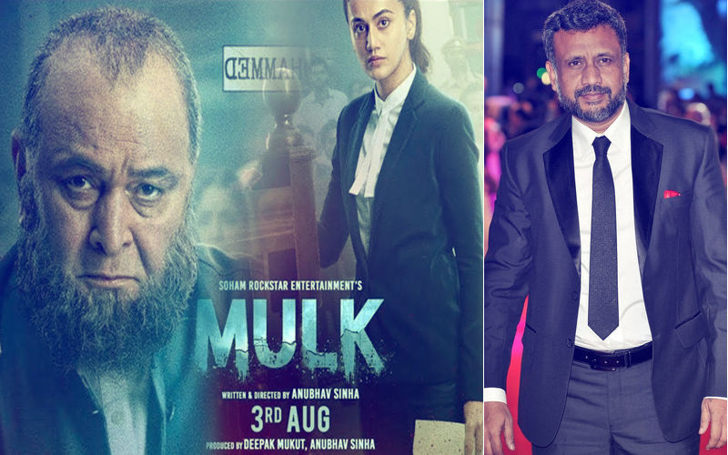 Mulk Not Funded By Dawood, Congress Or RSS: Anubhav Sinha Blasts Trolls